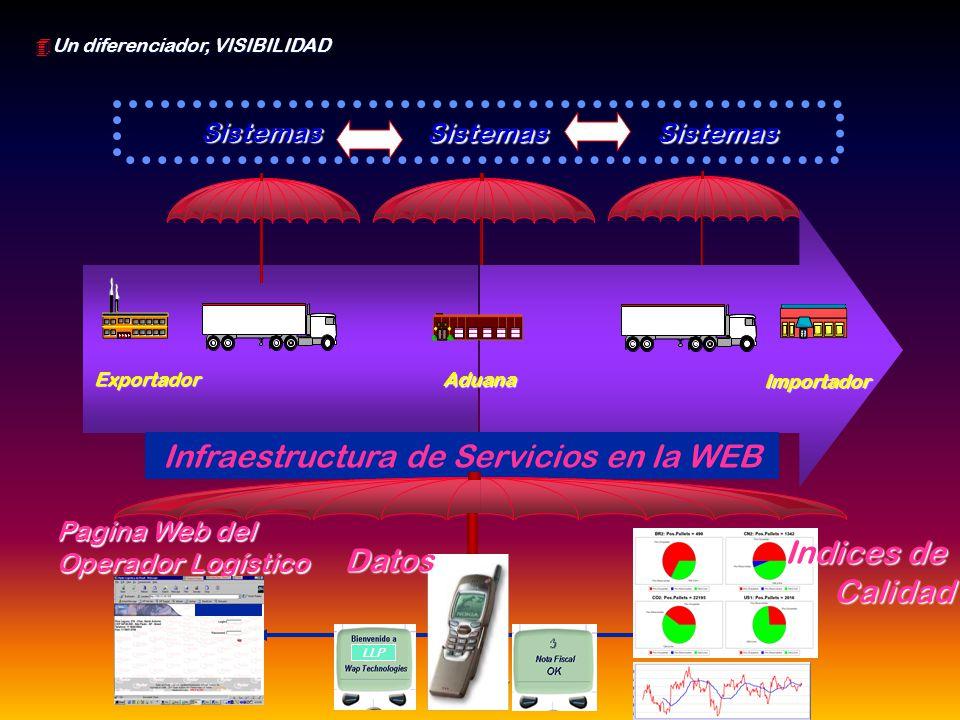 Infraestructura de Servicios en la WEB Information technology
