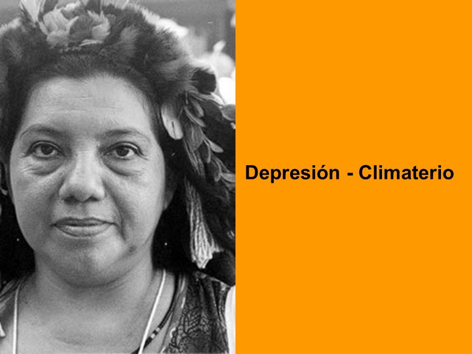 Depresión - Climaterio