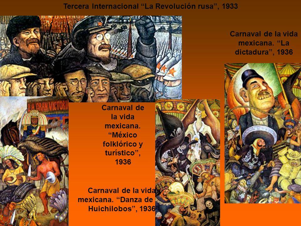 Tercera Internacional La Revolución rusa , 1933