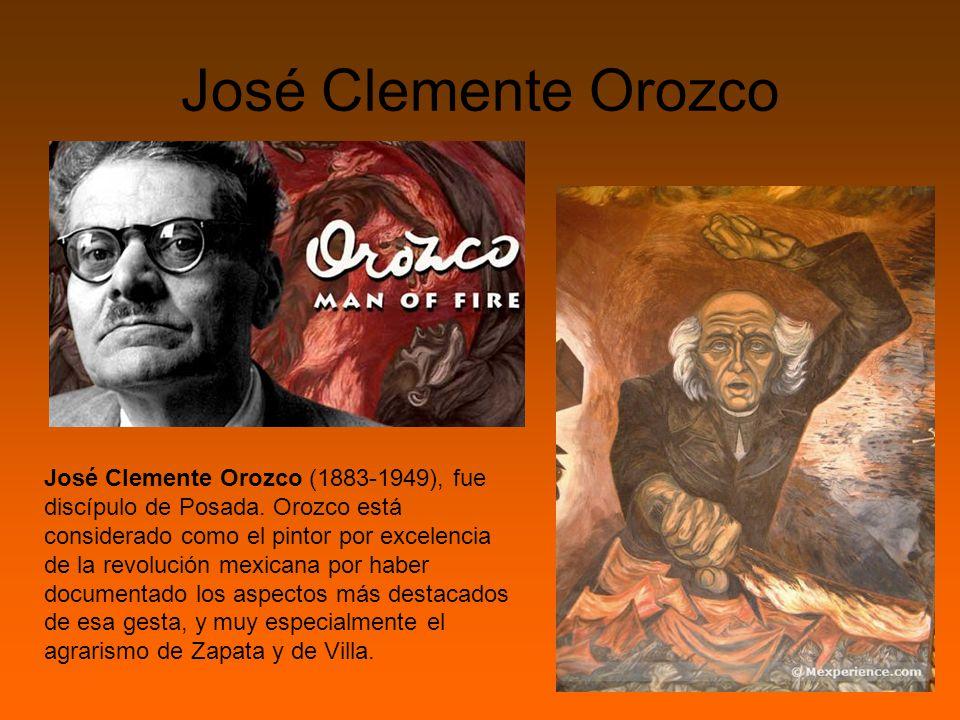 José Clemente Orozco