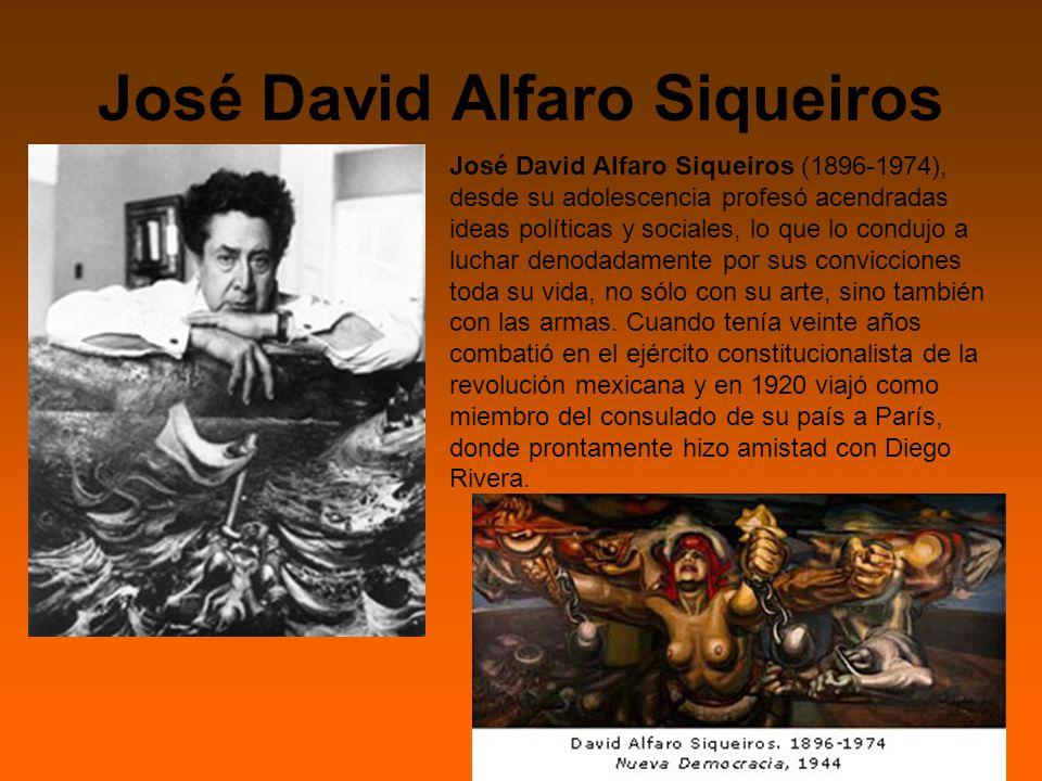 José David Alfaro Siqueiros