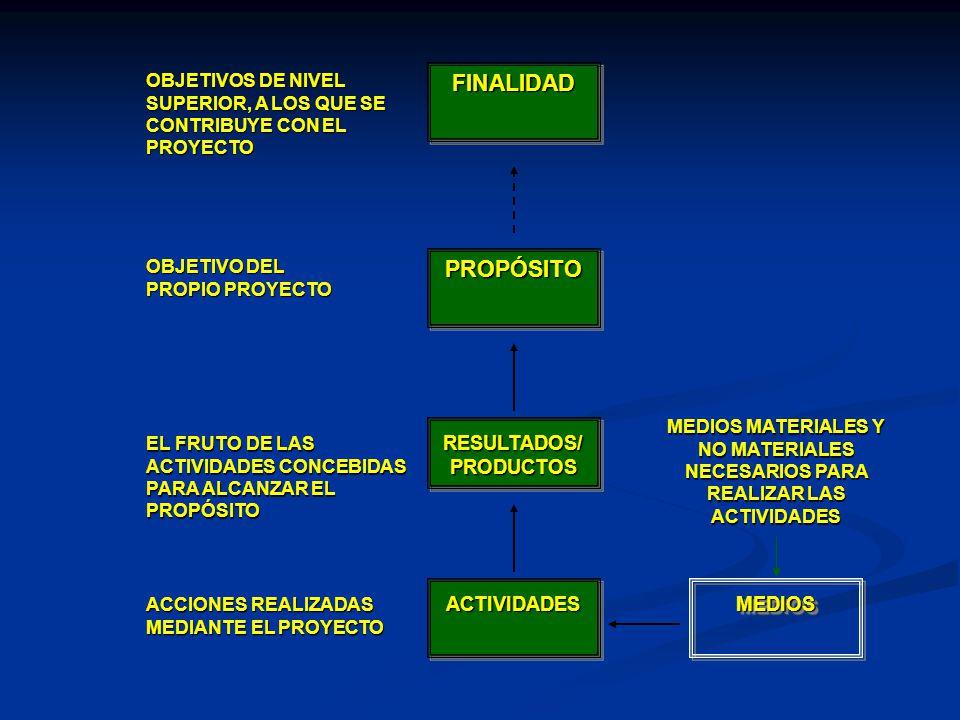RESULTADOS/PRODUCTOS
