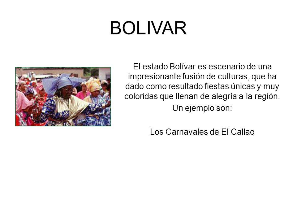 Los Carnavales de El Callao