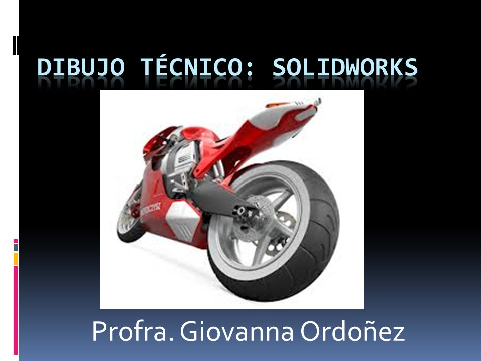 Dibujo técnico: solidworks
