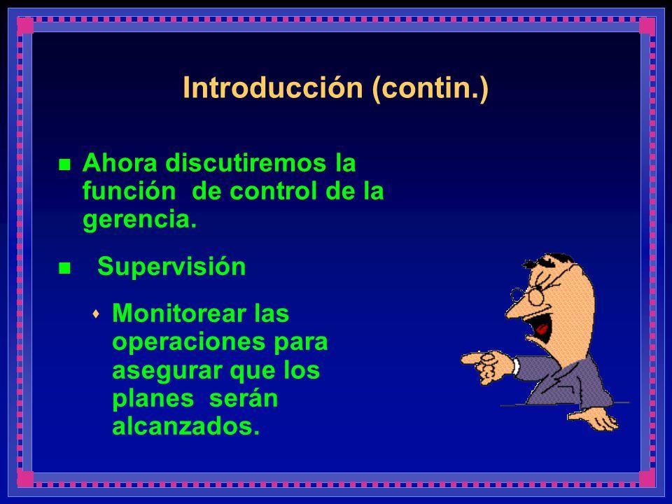 Introducción (contin.)
