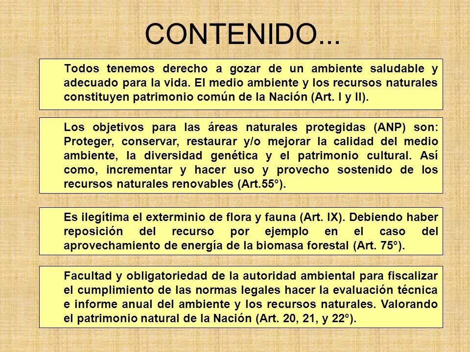CONTENIDO...