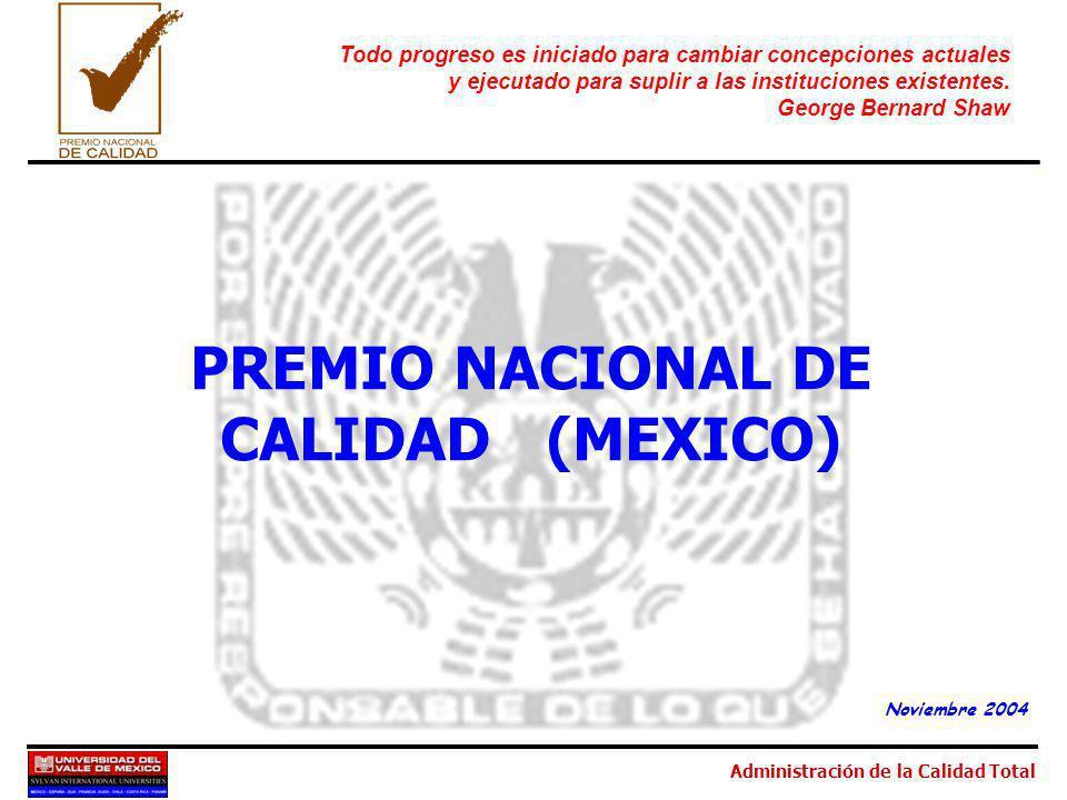 PREMIO NACIONAL DE CALIDAD (MEXICO)