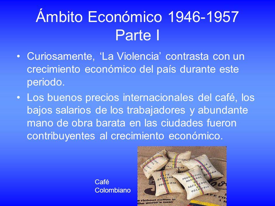 Ámbito Económico 1946-1957 Parte I