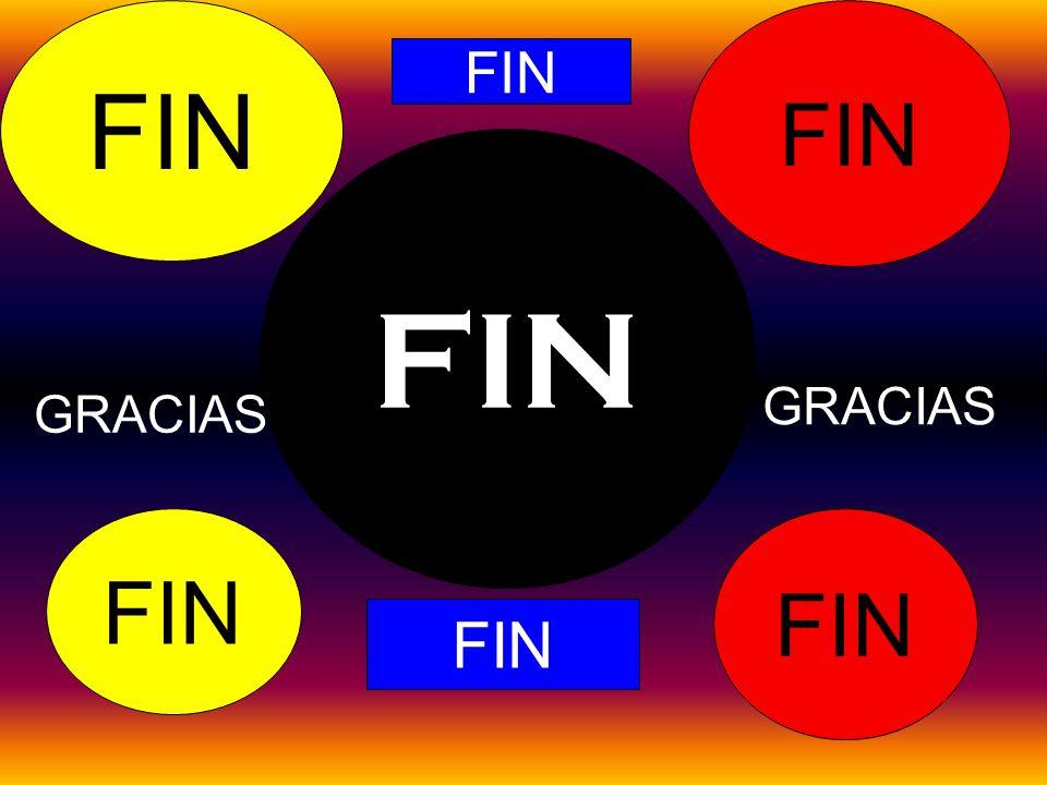 FIN FIN FIN FIN GRACIAS GRACIAS FIN FIN FIN