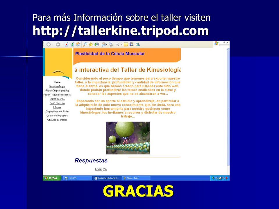 GRACIAS http://tallerkine.tripod.com