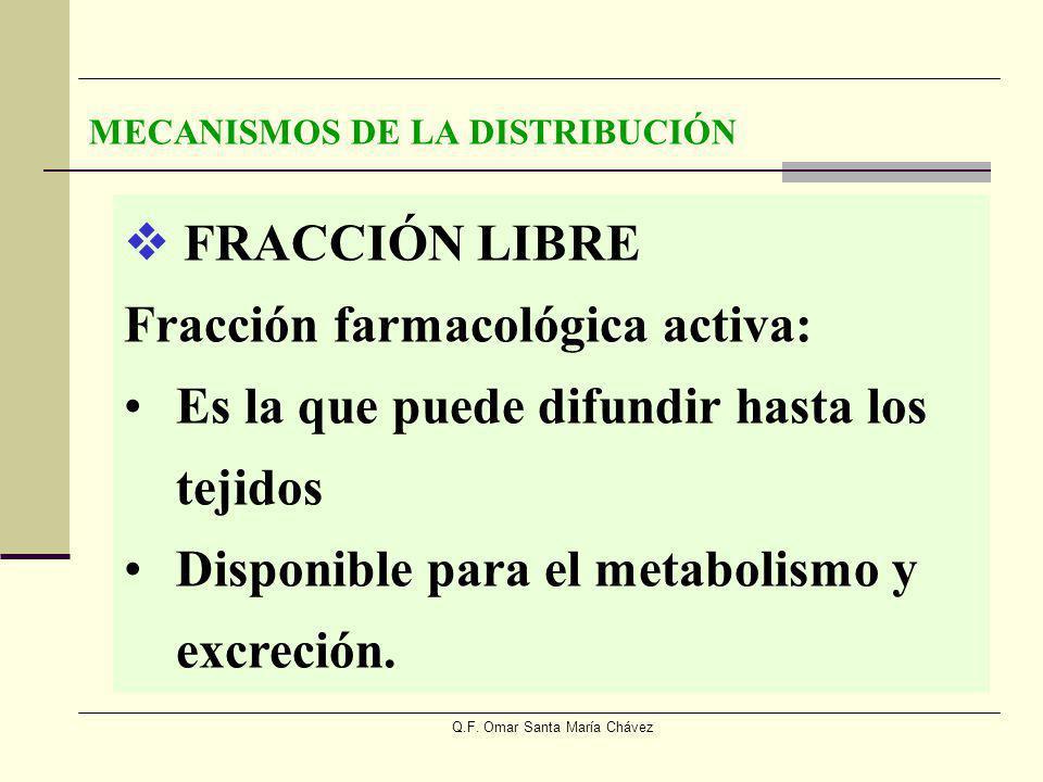 MECANISMOS DE LA DISTRIBUCIÓN
