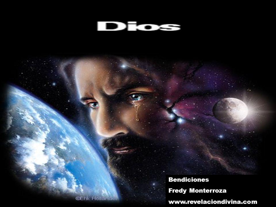 Bendiciones Fredy Monterroza www.revelaciondivina.com