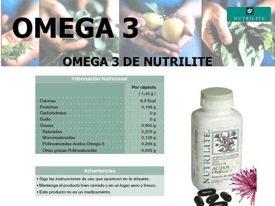 OMEGA 3 OMEGA 3 DE NUTRILITE