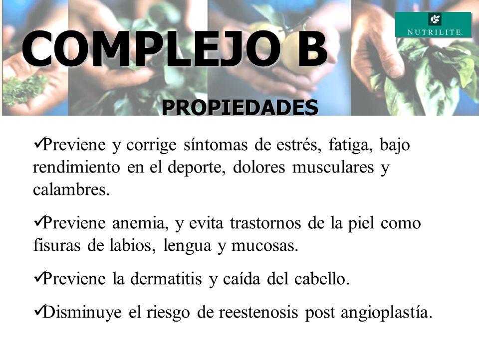 COMPLEJO B PROPIEDADES