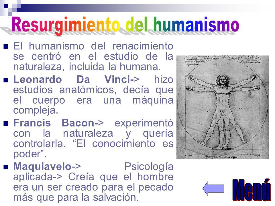Resurgimiento del humanismo