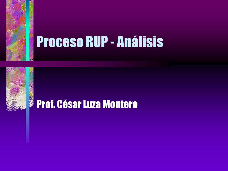Prof. César Luza Montero