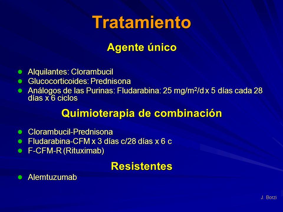 Quimioterapia de combinación