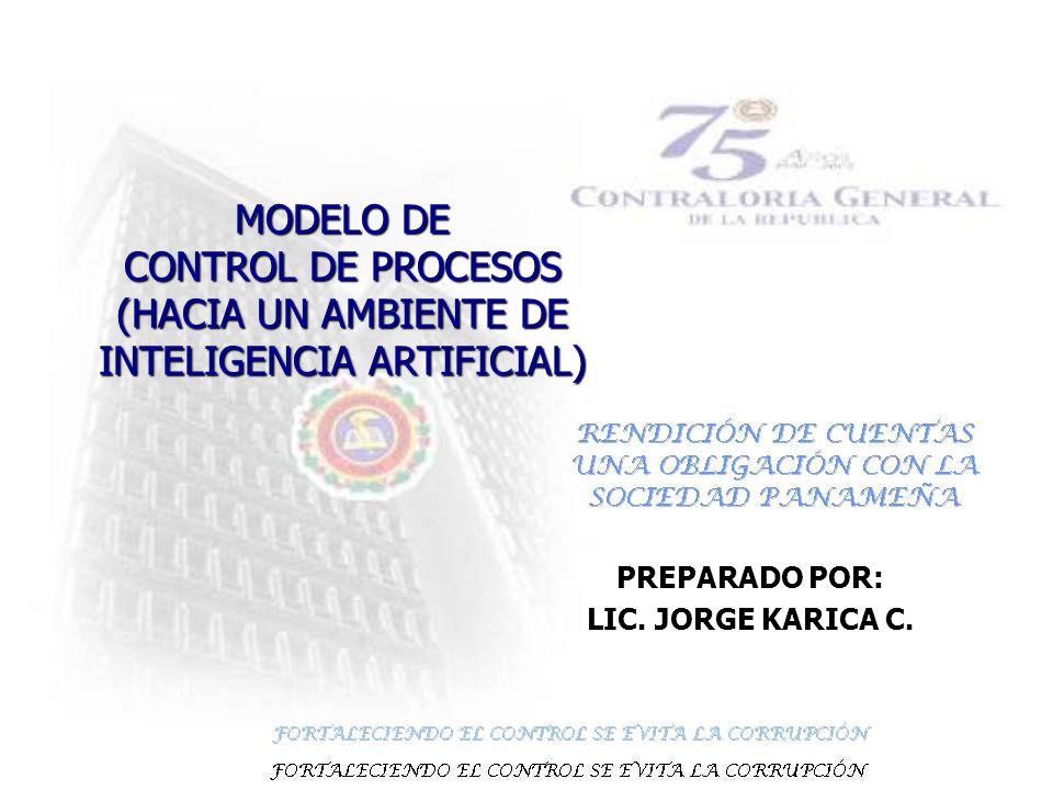 PREPARADO POR: LIC. JORGE KARICA C.