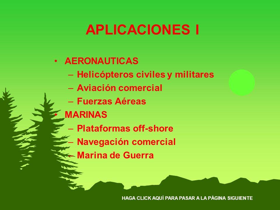 APLICACIONES I AERONAUTICAS Helicópteros civiles y militares