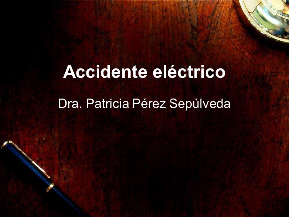 Dra. Patricia Pérez Sepúlveda