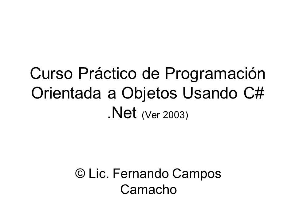 © Lic. Fernando Campos Camacho