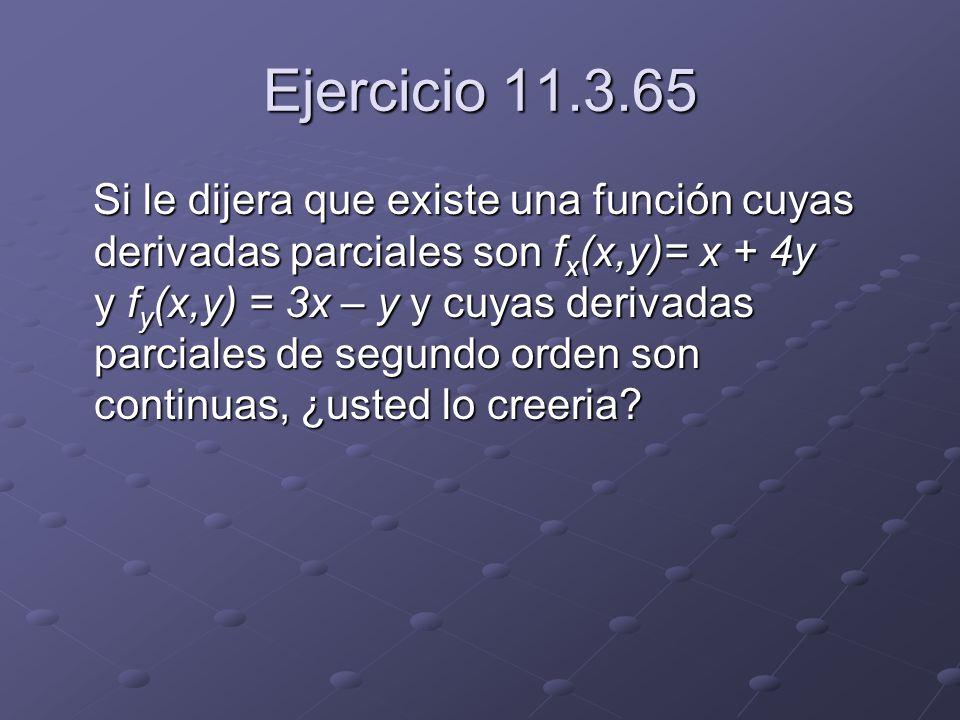 Ejercicio 11.3.65