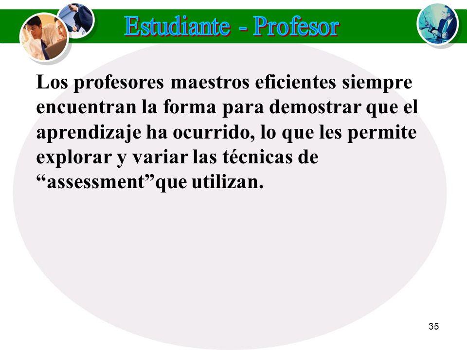 Estudiante - Profesor
