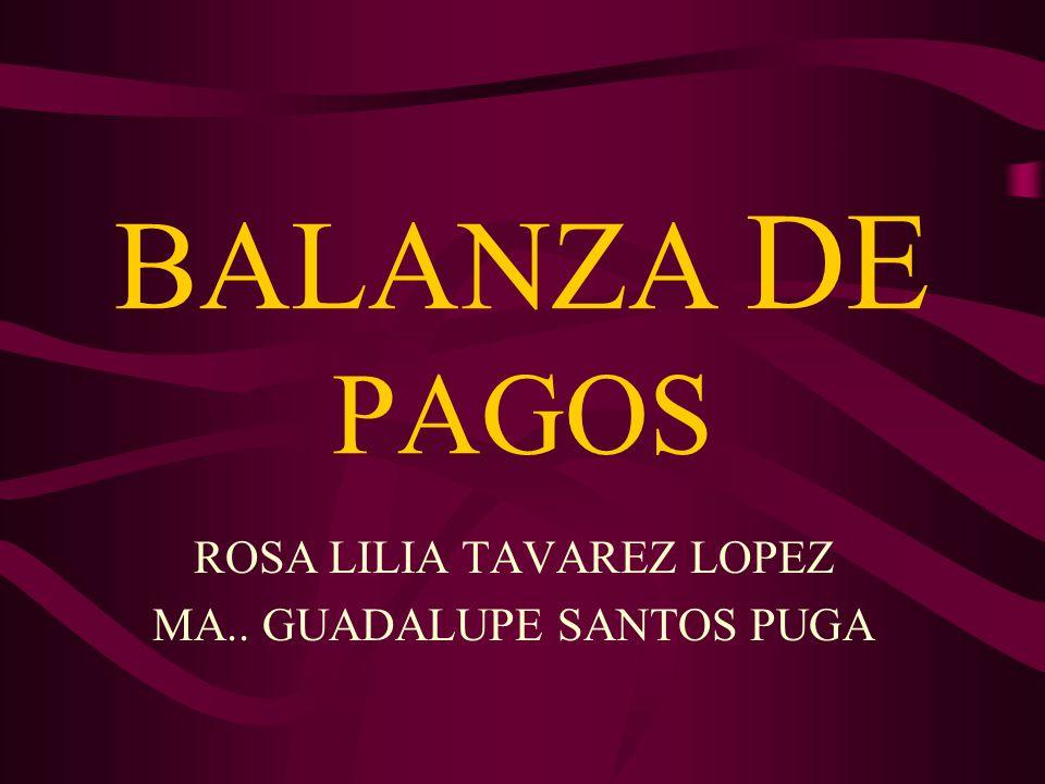 ROSA LILIA TAVAREZ LOPEZ MA.. GUADALUPE SANTOS PUGA