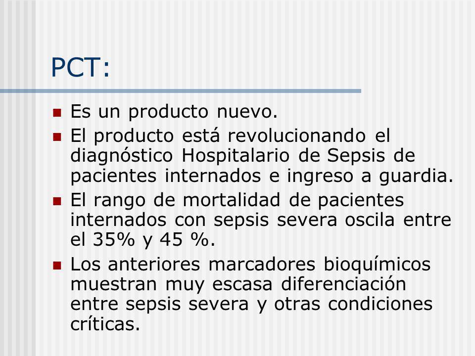 PCT: Es un producto nuevo.
