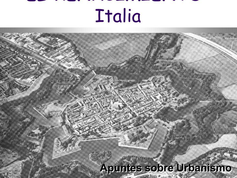 EL RENACIMIENTO: Italia
