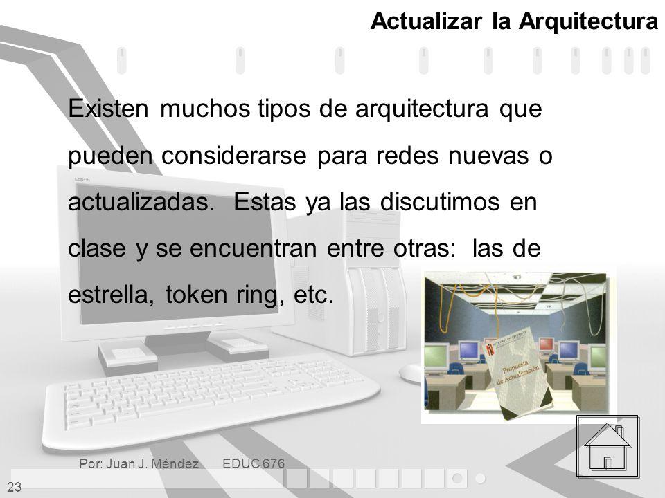 Actualizar la Arquitectura