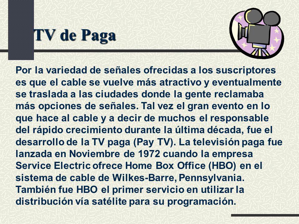 TV de Paga