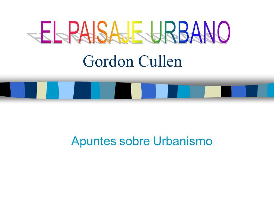 Apuntes sobre Urbanismo