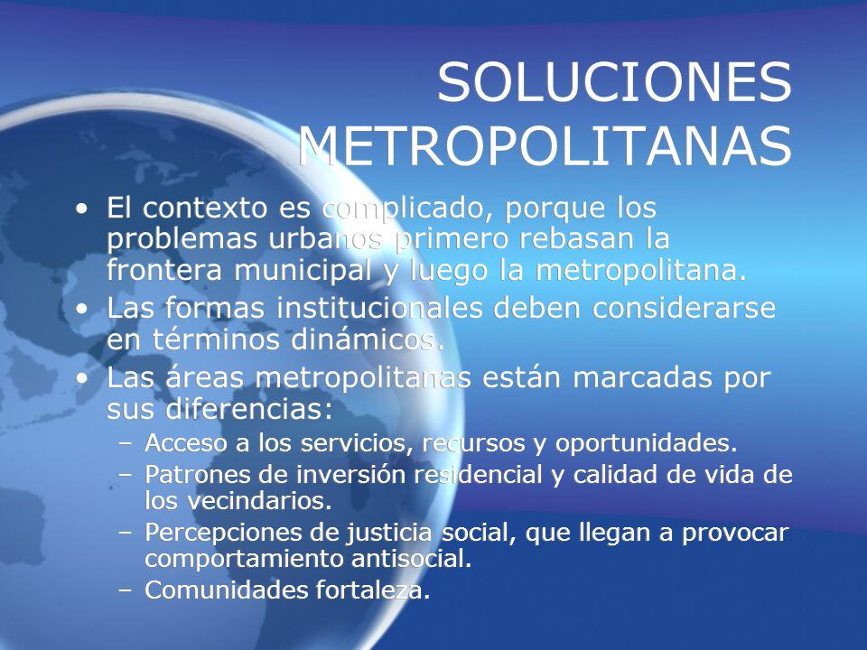 SOLUCIONES METROPOLITANAS