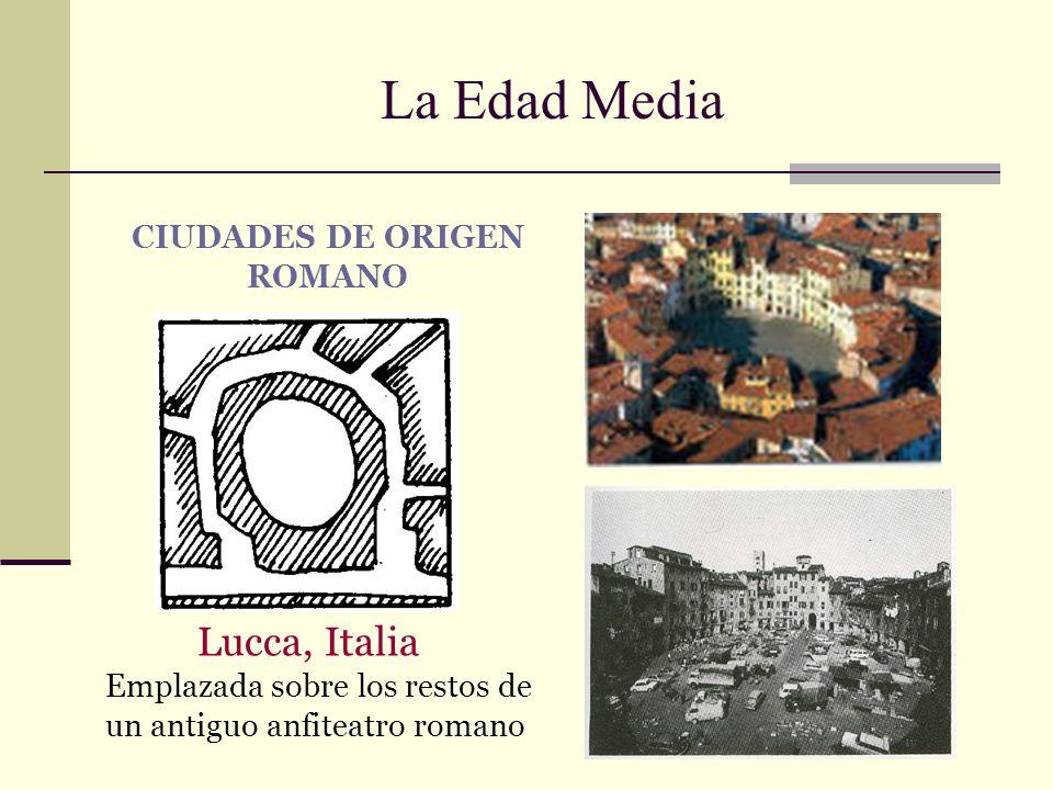 CIUDADES DE ORIGEN ROMANO