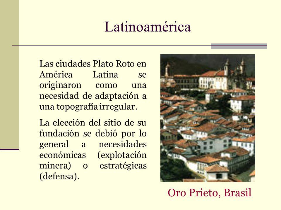 Latinoamérica Oro Prieto, Brasil