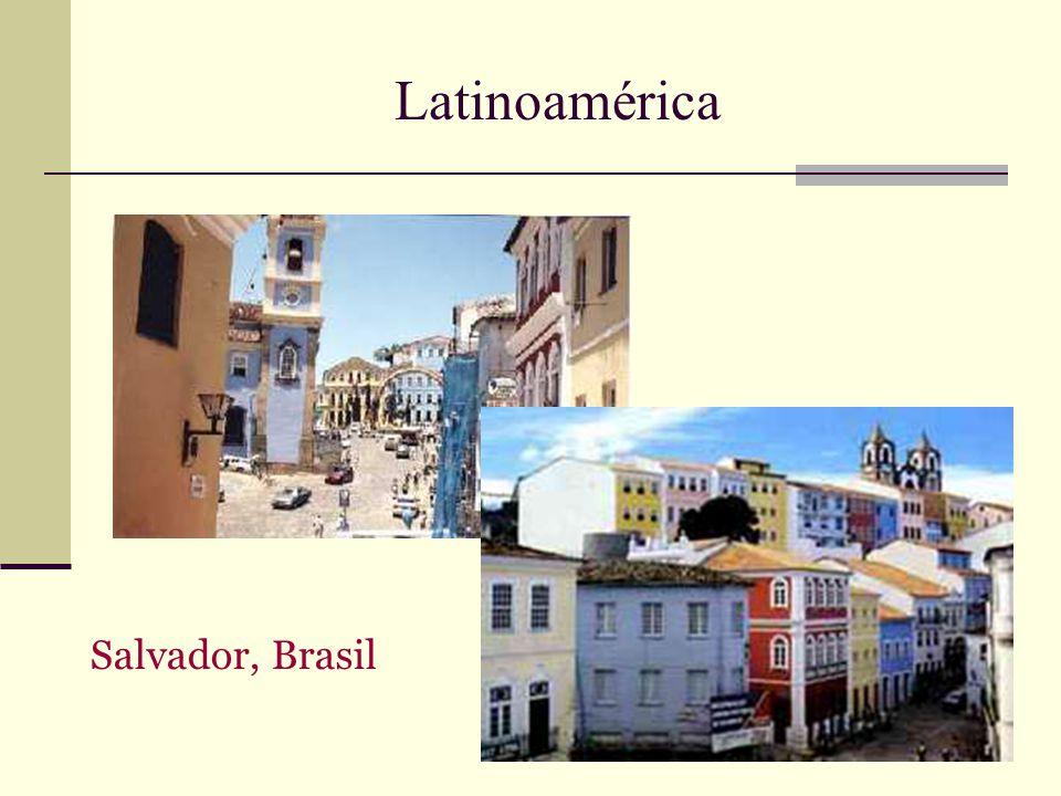 Latinoamérica Salvador, Brasil