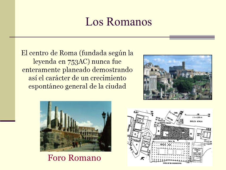 Los Romanos Foro Romano