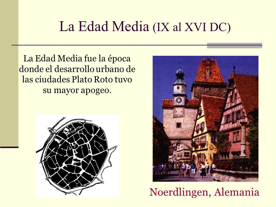 La Edad Media (IX al XVI DC)