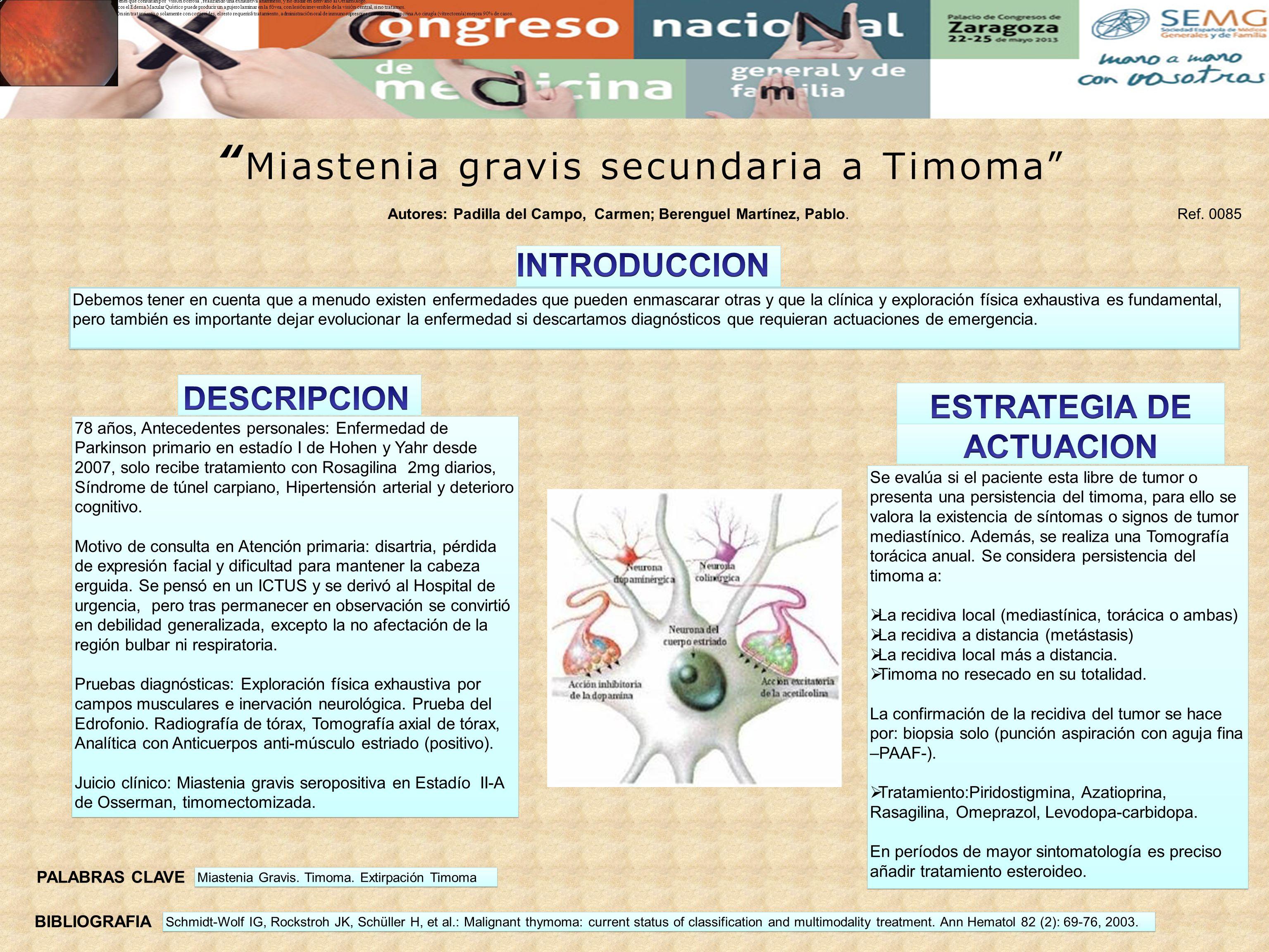 ESTRATEGIA DE ACTUACION
