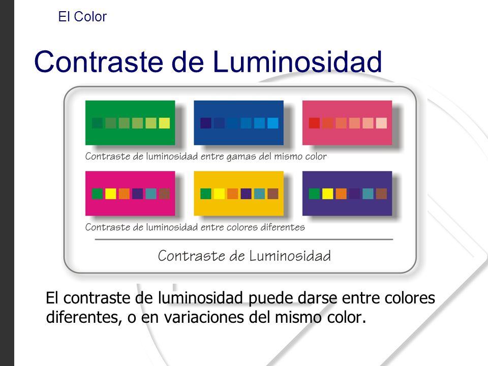 Contraste de Luminosidad