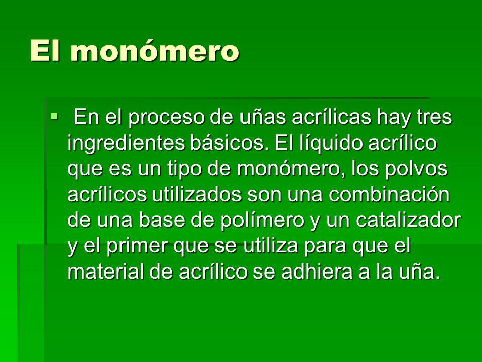 El monómero