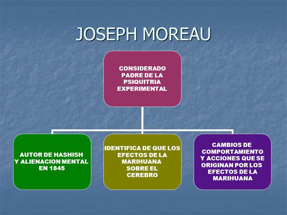 JOSEPH MOREAU