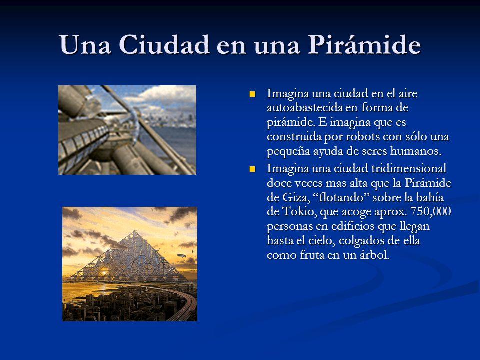 Una Ciudad en una Pirámide