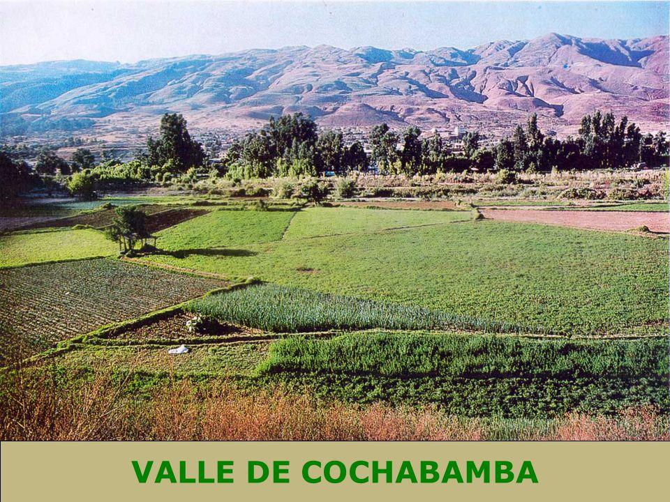 VALLE DE COCHABAMBA