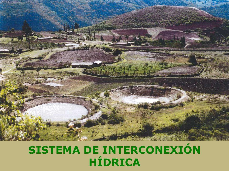 SISTEMA DE INTERCONEXIÓN HÍDRICA