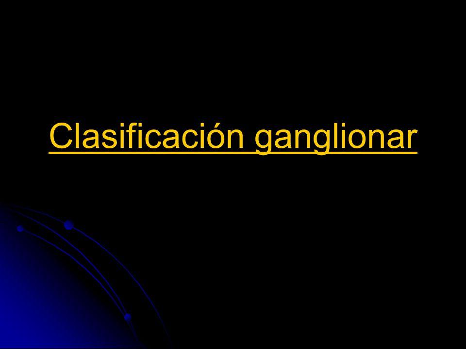 Clasificación ganglionar