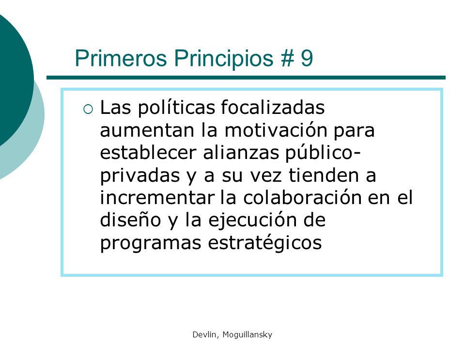 Primeros Principios # 9