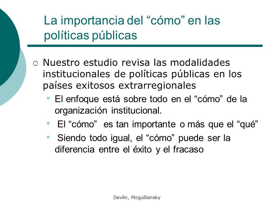 La importancia del cómo en las políticas públicas