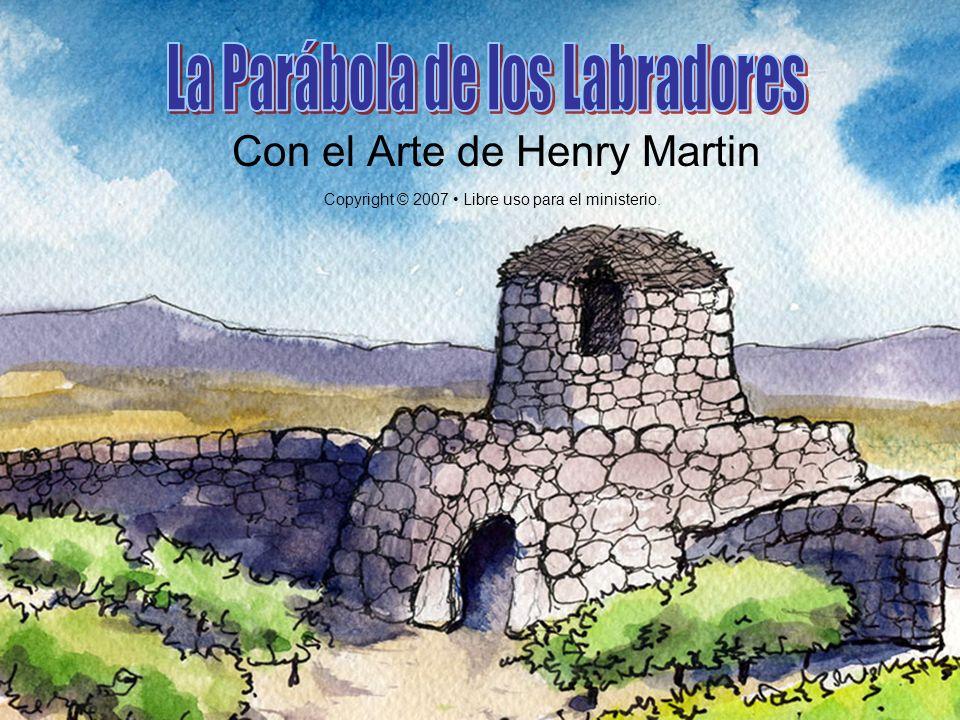 Con el Arte de Henry Martin